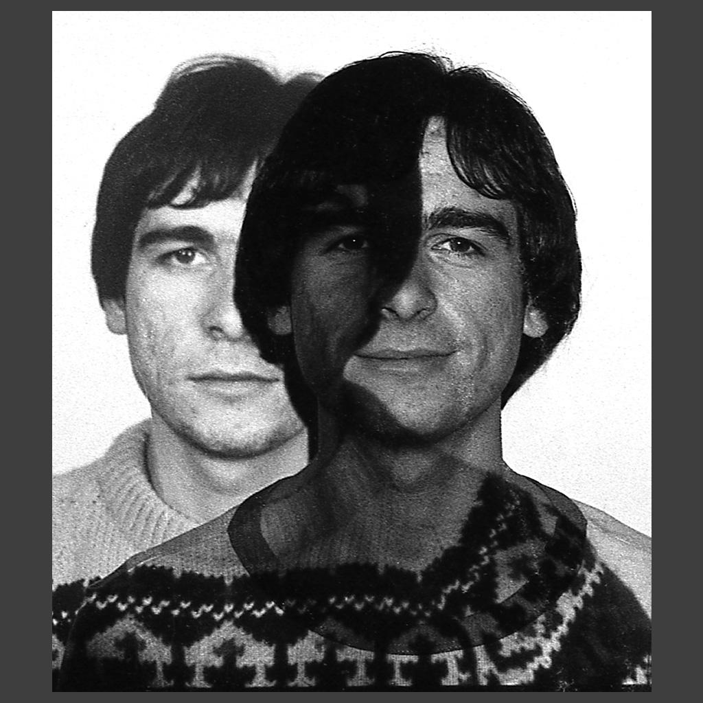 Peter Banks Projected Portrait 1