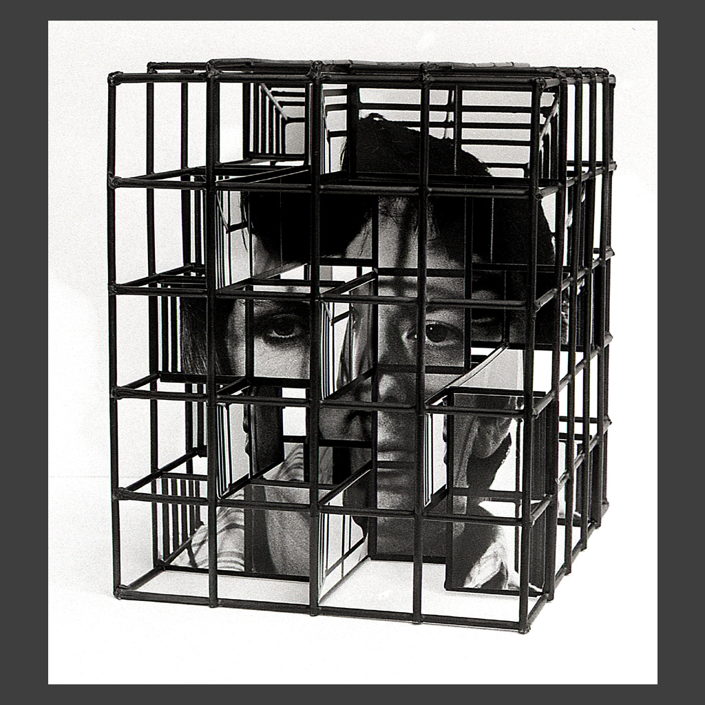 Peter Banks Caged Head Couple 2