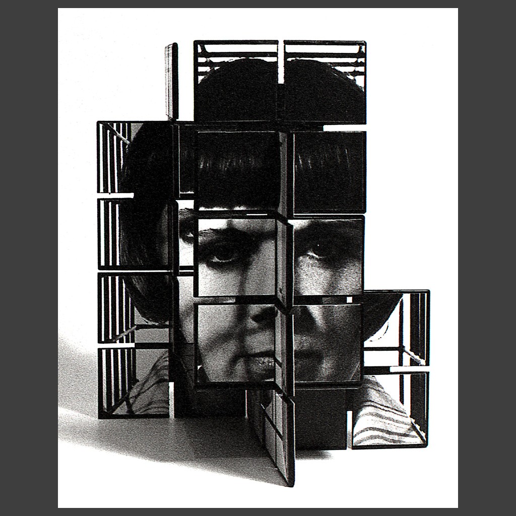 Peter Banks Caged Head Jigsaw 2