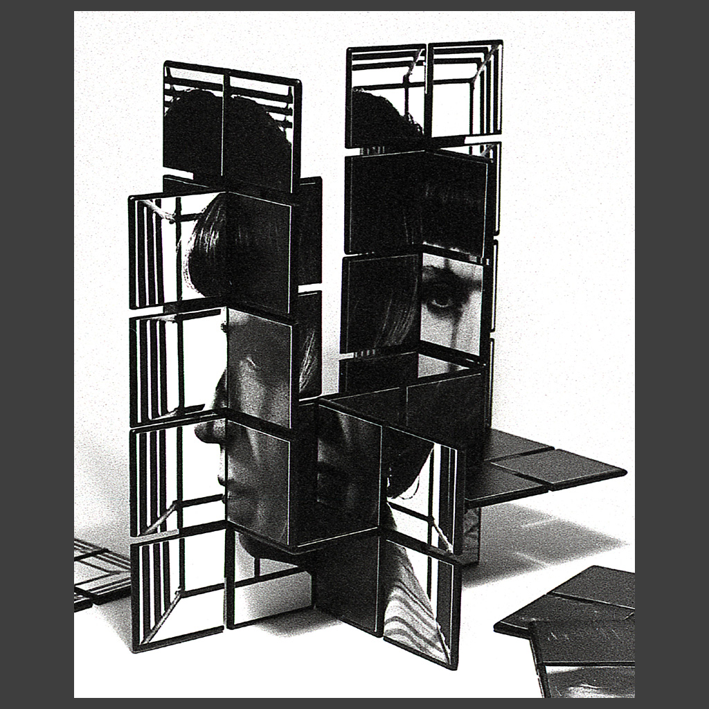 Peter Banks Caged Head Jigsaw 3