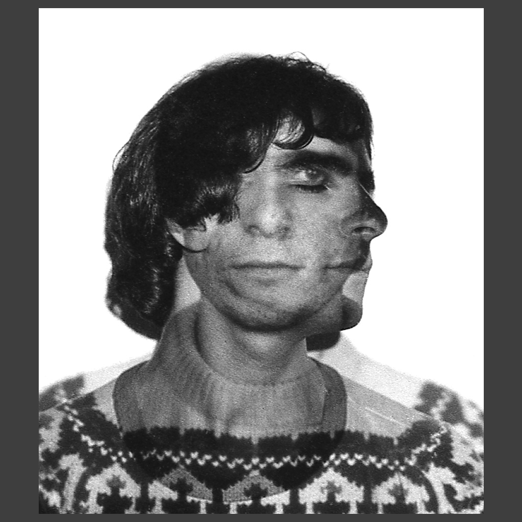 Peter Banks Projected Portrait 3