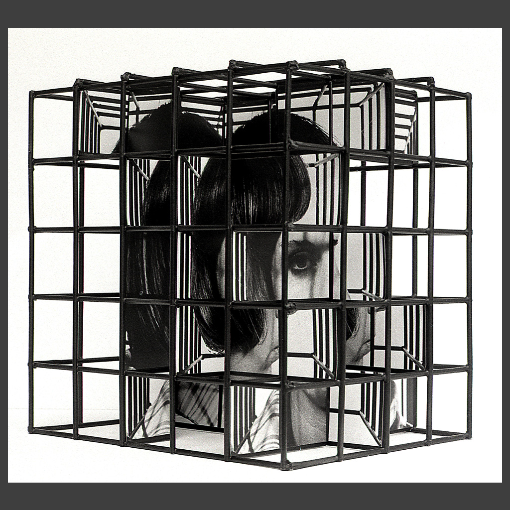Peter Banks Caged Head Couple 3