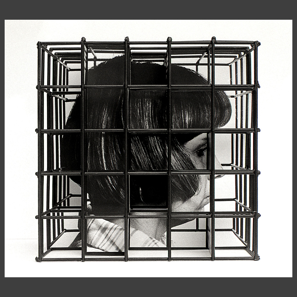 Peter Banks Caged Head Couple 4