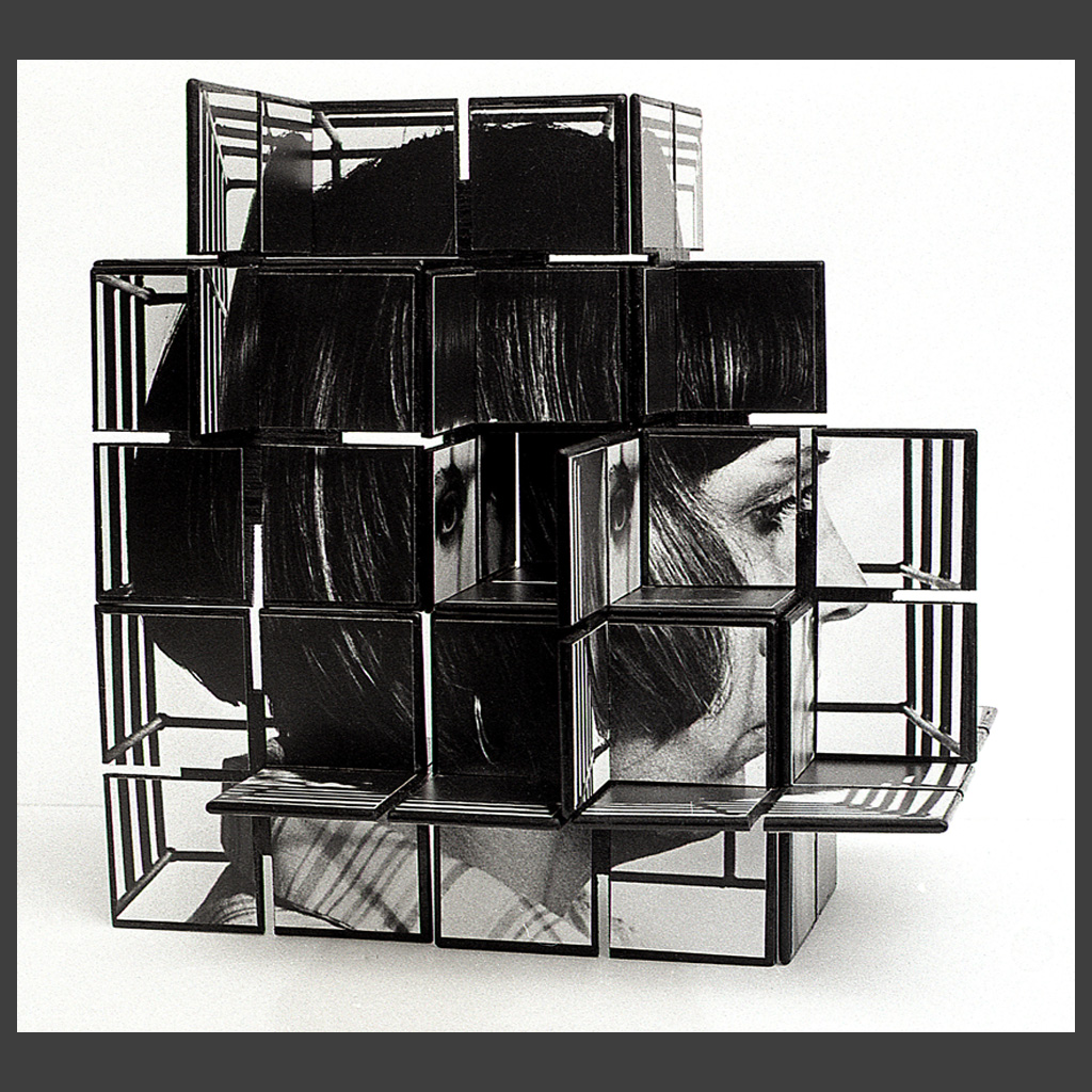 Peter Banks Caged Head Jigsaw 5