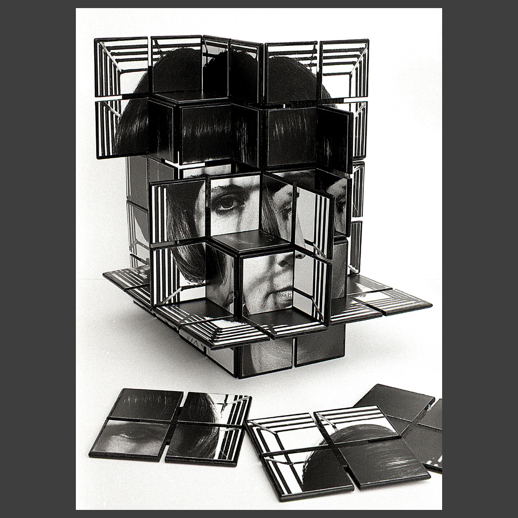 Peter Banks Caged Head Jigsaw 6