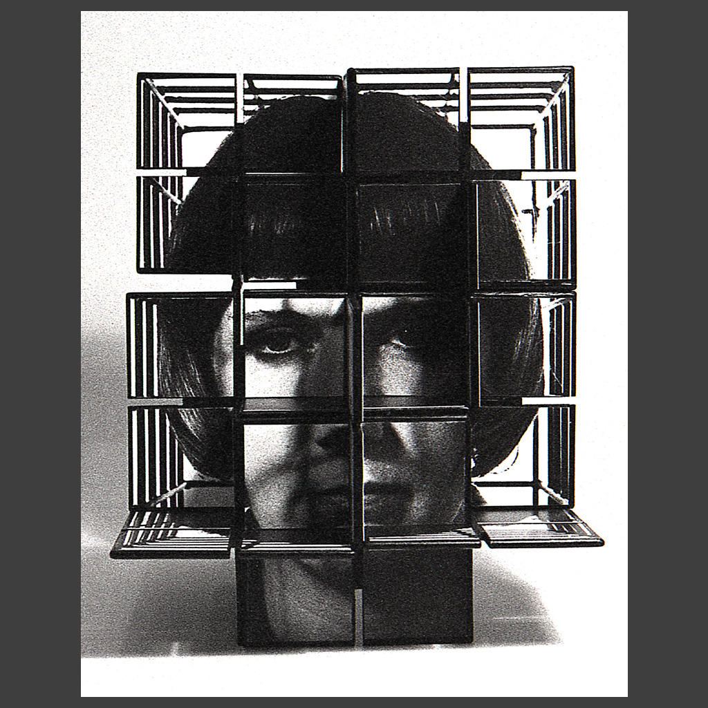 Peter Banks Caged Head Jigsaw 7
