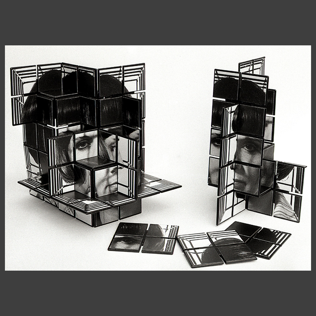 Peter Banks Caged Head Jigsaw 9