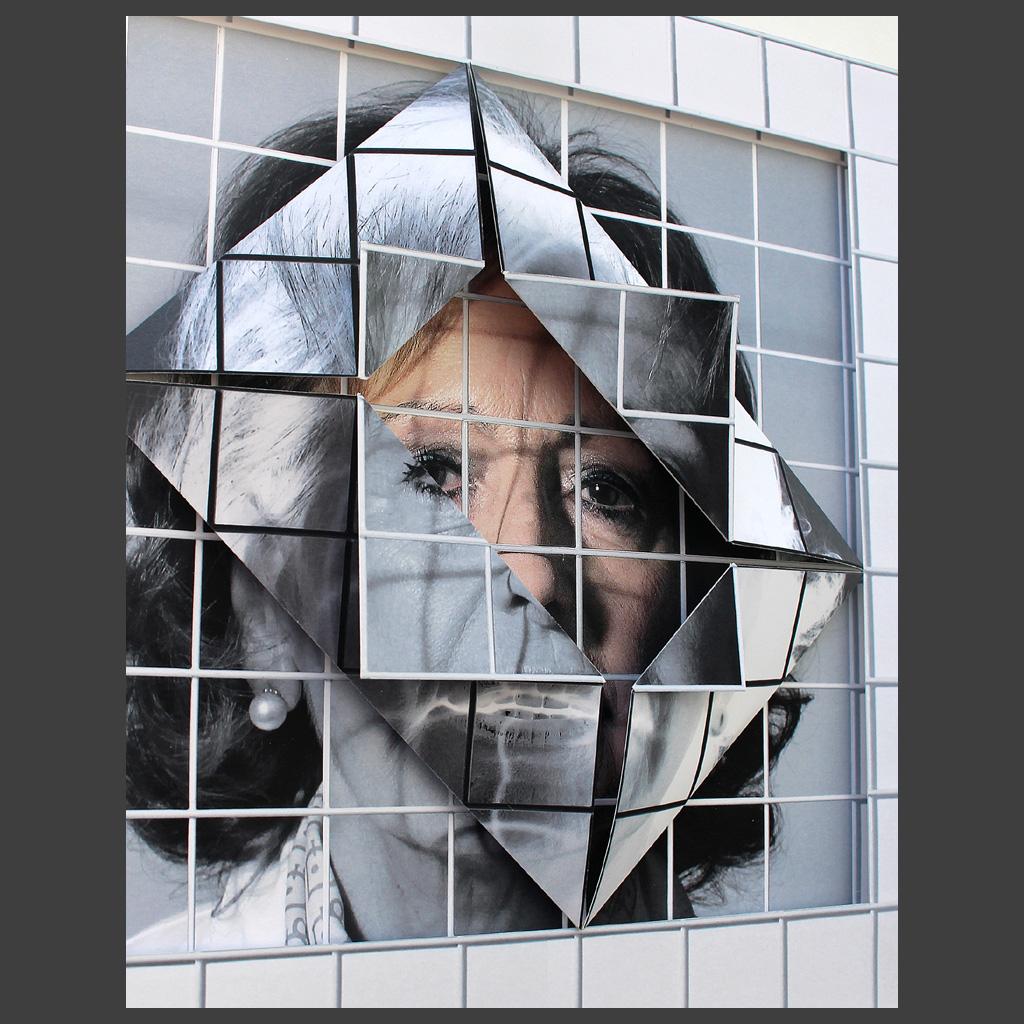 46 Peter Banks Folding Face